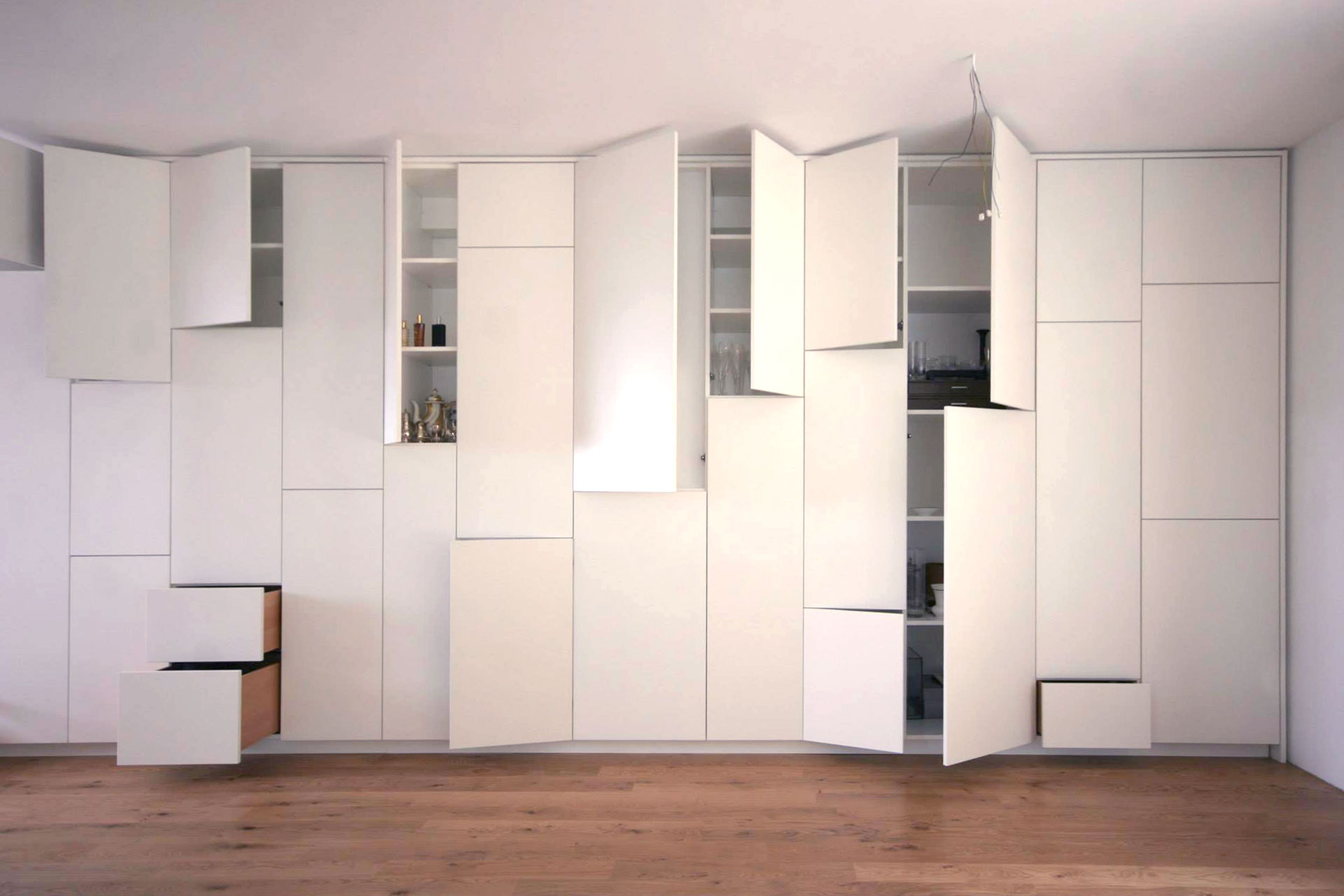 k che schrankwand schreinerei andreas st hle. Black Bedroom Furniture Sets. Home Design Ideas